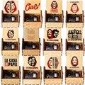 Хит продаж, музыкальная шкатулка Bella Hello, музыкальная шкатулка, бумажный дом, музыкальный подарок на Рождество
