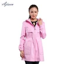 Ajiacn Genuine electromagnetic radiation protective women trench coat Signal base station EMF shielding anti radiation clothin