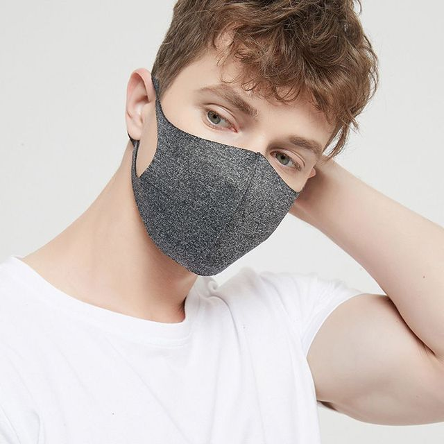 Thin Style Summer Face Shield mask Face Mask Breathable Reusable Anti Pollution Mouth Cover 1