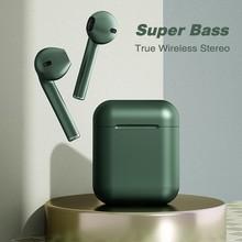 [8 Colors] Battiphee Wireless Earphone TWS Bluetooth 5.0 Touch Control Pop-up Window Headset