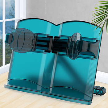 Portable Book Stand Holder Book-rest Multi functional Adjustable Book Accessories Support Bookends Book For Reading Stand