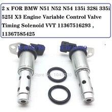 FÜR BMW N51 N52 N54 135i 328i 335i 525I X3 Motor Variable Steuerung Ventil Timing Magnet VVT 11367516293 , 11367585425