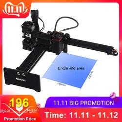 KKmoon Tragbare 20000mW DIY Gravur Carving Maschine Desktop Laser Engraver Drucker Mini Schnitzer für Metall Holz Gravur
