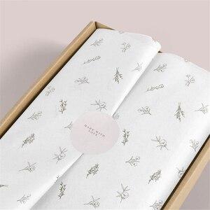Image 3 - גבוהה סוף 17gsm רקמות נייר עבור בגדים מותאם אישית הדפסת לוגו מתנה/תכשיטים/בגדי גלישת רקמות נייר