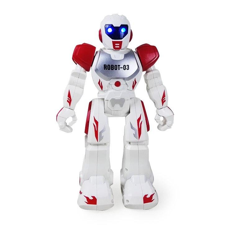 #160 jouet Robot intelligent télécommandé enfants garçon joufflu dansera de nouvelles machines de déversoir flics