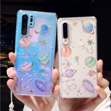 ONEPLANT Shimmering Powder Starry Sky Phone Case For