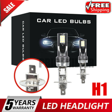 H1-3030-12SMD CAR LED Headlight Kits 110W 20000LM FOG Light Bulbs 6000K Driving DRL Lamp Universal Car