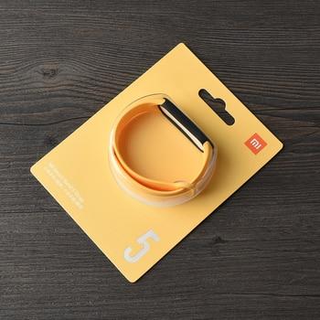 100% Original strap for xiaomi mi band 6 5 silicone bracelet miband 5 Mi5 strap for xiaomi xiomi mi band 5 Replacement Bracelet6 18