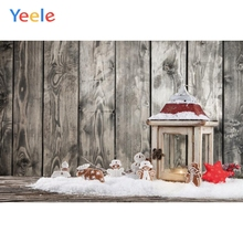 Yeele Christmas Photocall Old Wood Lantern Decors Photography Backdrops Personalized Photographic Backgrounds For Photo Studio yeele christmas photocall candy old wood gift decor photography backdrops personalized photographic backgrounds for photo studio