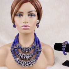 Женский комплект украшений dudo Комплект из 3 х слойных сережек
