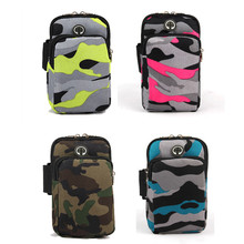Pouch Armband-Holder Running-Case Mobile-Phone On-Hand Sport Waterproof Outdoor for 1PCS