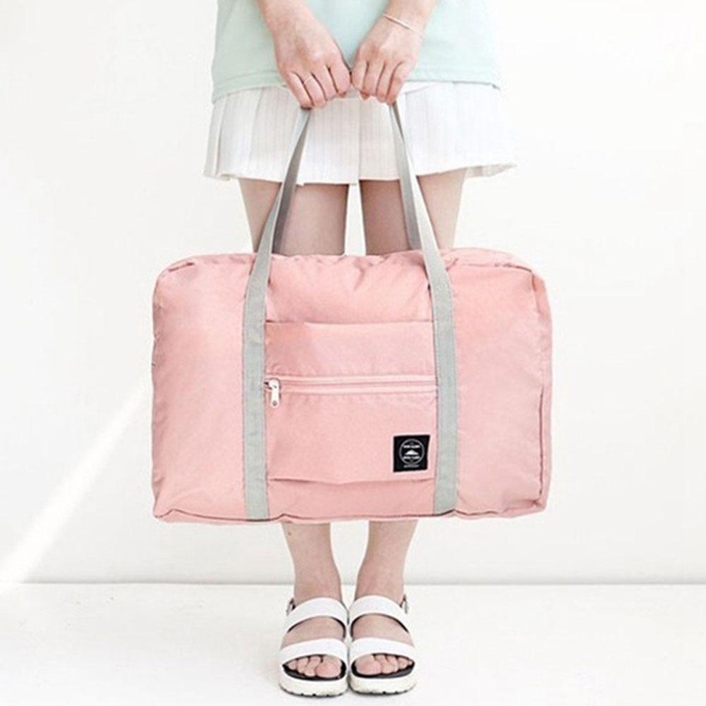 2019 Hot Sale Large Casual Waterproof Travel Bags Clothes  Shoulder Bag Foldable Handbag Duffle Bag Travel Bags #925