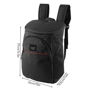 Image 3 - 18L Thick oxford thermal bag cooling backpack family lunch picnic food storage insulated organizer ice pack fresh shoulder bags