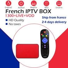IPremium французский IP ТВ AVOV ТВ онлайн+ Android ТВ коробка Европа арабский Бельгия Neo tv pro IP ТВ подписка потоковая приставка