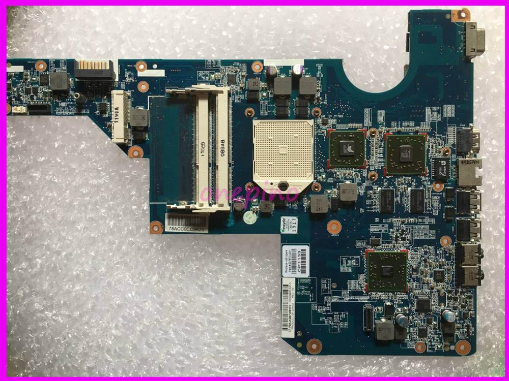 597673-001 610160-001 Fit For HP CQ62 G62 Laptop Motherboard S1 DDR3 HD4500 Graphics