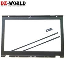 LCD Mới Vỏ Trước Viền Màn Hình Dành Cho Laptop Lenovo Thinkpad T420S T430S W/Ánh Sáng Đèn LED Chỉ Báo Mẫu Miếng Dán Camera 04W1675