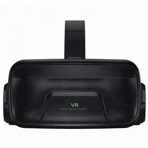 Image 2 - PINZHENG gafas 3D VR para casco, gafas de realidad Virtual, auriculares VR para IOS, Android, teléfono inteligente, vídeo de PC, juego, gafas de cartón