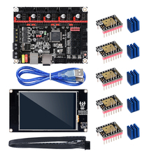 BIGTREETECH SKR V1.3 Smoothieboard Board 32 Bit+BLTouch+TMC2208 TMC2130+TFT35 V2.0  Touch Screen VS MKS Gen L 3D Printer Parts цена в Москве и Питере