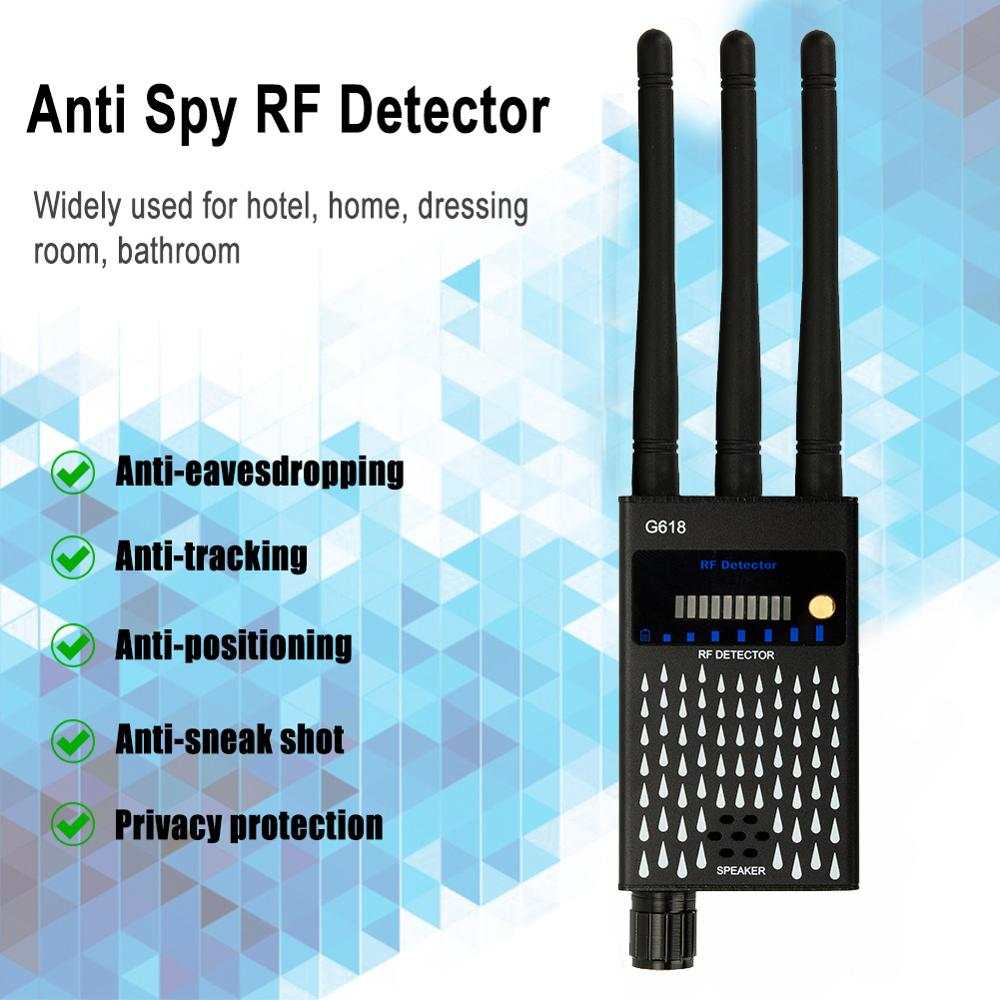Three-Antennas-RF-Signal-Hidden-Camera-Detector-Pinhole-Button-camera-Detector-Audio-Bug-GPS-GSM-Device (3)