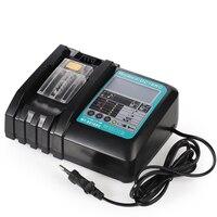 Li-ion Batterie Ladegerät für Makita Batterie Ladegerät 18V 14,4 V BL1860, BL1850, BL1840, BL1830, BL1820, BL1415, BL1440 DC18RC 3A