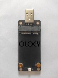 Usb Naar Minipcie 4G Module Adapter Board, Industriële Development Board Lte Dongle
