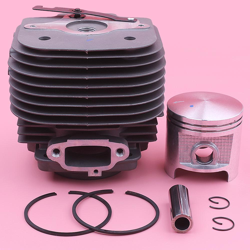 58mm Cylinder Head Piston Kit For Stihl 070 090 Replacement 1106-020-1202 New Nikasil Chainsaw w Pin Ring Circlips