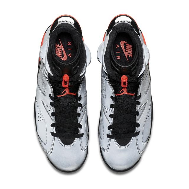 Original Air Jordan 6 Black Infrared Basketball Shoes RETRO CNY Sport Sneaker TS Green