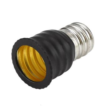 E12 to E14 Bulb Converter Adapter Conversion Socket HighQuality Material Fireproof Socket Light Bulb Adapter Changer Lamp Holder image