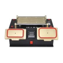 3в1 вакуумный ЖК-сепаратор/подогреватель/Разделитель средней рамки для iPhone samsung Сенсорный экран для восстановления и ремонта машины