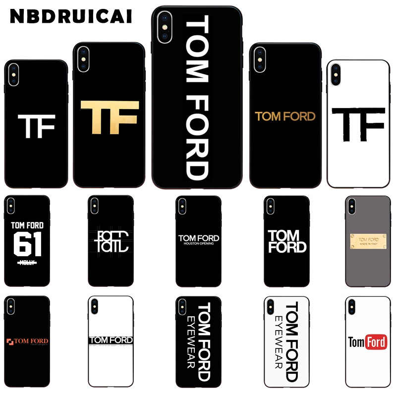 Funda de teléfono NBDRUICAI Cosmetic luxury para iPhone 11 pro XS MAX 8 7 6S Plus X 5 5S SE XR