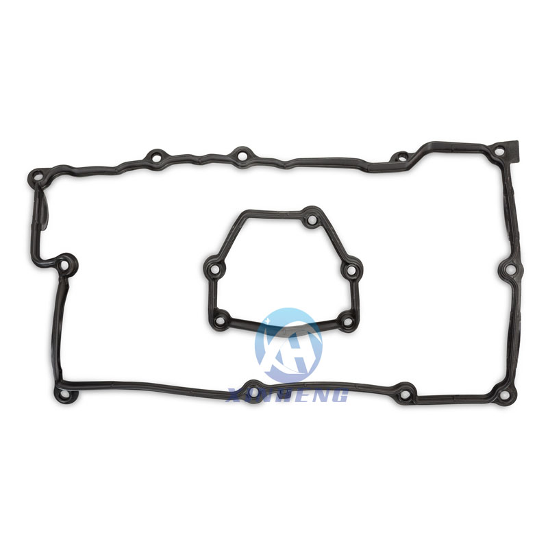 New Valve <font><b>Cover</b></font> Gasket Cylinder Head Gasket for <font><b>BMW</b></font> E46 E85 E83 E81 <font><b>E90</b></font> E87 E91 N42 <font><b>Engine</b></font> OEM 11120032224 11127509523 image