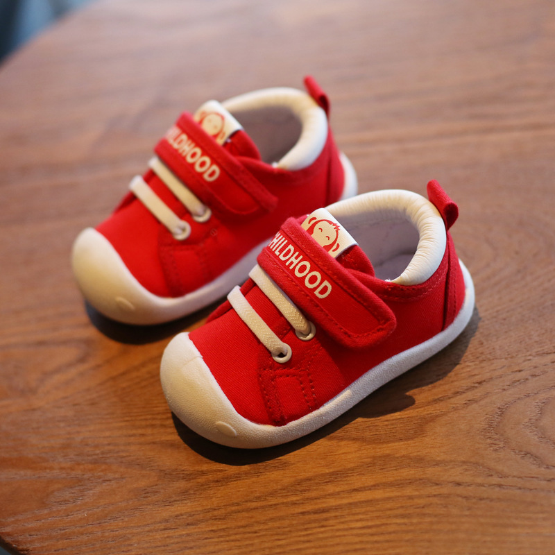 Soft Bottom Breathable Canvas Shoes   6