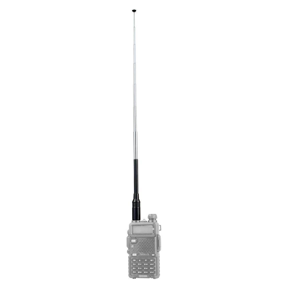 New SMA-F Female Retevis RT-773 Dual Band 144/430MHz For Retevis H-777/RT-5R/RT-B6/RT-5RV/RT5/Baofeng/Woxun/TYT/Puxing/BFDX