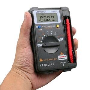 Image 3 - AUTOOL DM Mini Digital Multimeter 4000แสดง,DC/ACโวลต์มิเตอร์,NCV Ohm Capacitance,hzความต้านทาน,โวลต์มิเตอร์รถTest