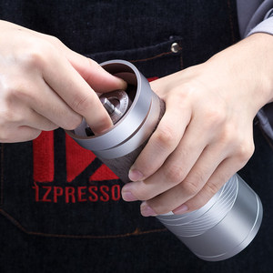 Image 3 - 1zpresso JEPLUS coffee grinder Portable manual coffee mill 47mm 304stainless steel burr adjustable