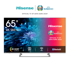 HISENSE H65B7500 4K UHD Smart TV 65 pulgadas, 3 HDMI, 2 USB, salida óptica, Wifi, Bluetooth, HDR, large gamme de couleurs, DTS Audio