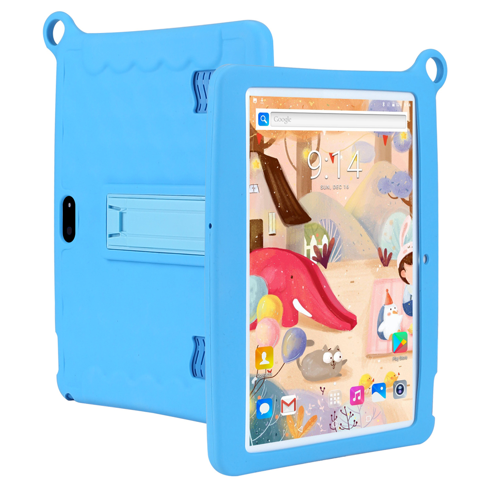 10.1 Inch Children's Tablet  New Original Android 8.1Quad Core Google 3G Phone Call Dual SIM Card Children's Learning Tablet PC