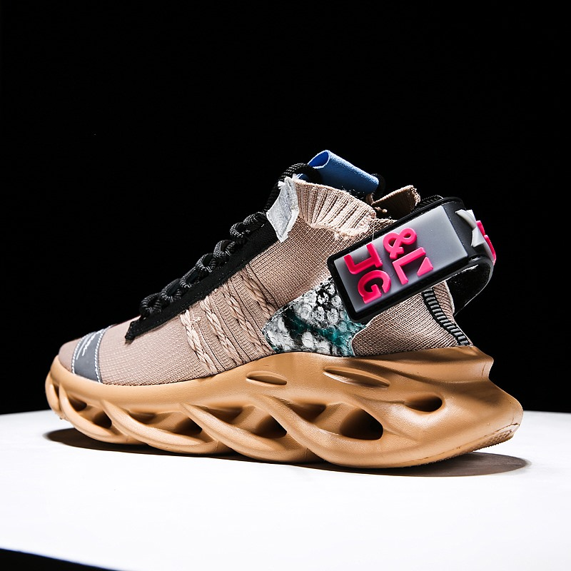 Shoes Men Sneakers Summer Zapatillas Deportivas Hombre Fashion Breathable Casual Shoes Sapato Masculino Krasovki Mens Shoes New