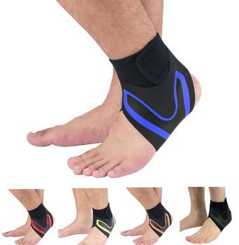 Adjustable-Ankle-Support-Brace-Elasticity-Protection-Pressurize-Foot-Bandage-Sprain-Sport-Fitness-Guard-Band-Rehabilitation