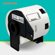 Absonic DK-11209 62mm*29mm 800PCS Labels Per Roll Thermal Sticker Compatible for Brother Labels Printer QL-800 QL-580N QL-700