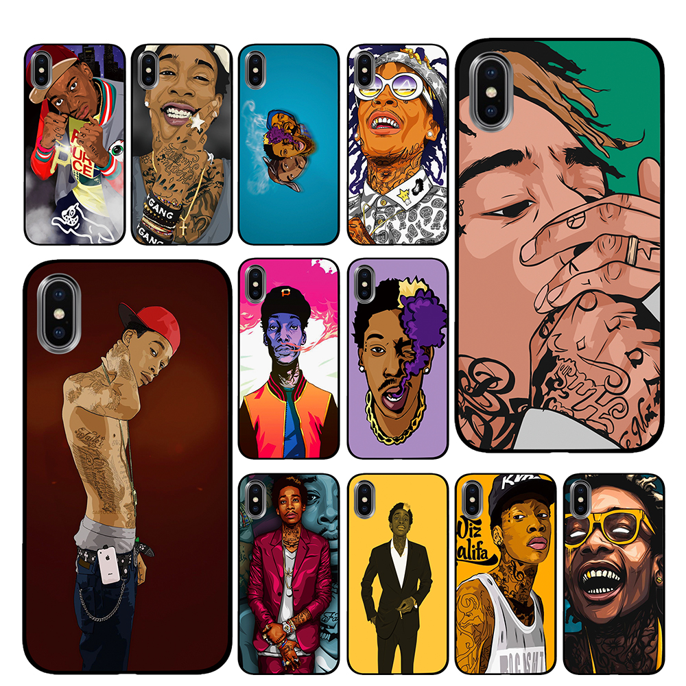 Wiz Khalifa Rapper iphone case