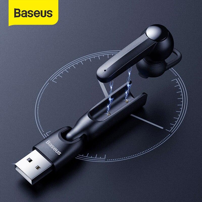 Беспроводные наушники Baseus A05, Bluetooth 5,0, наушники с сенсорным управлением, шумоподавление, стерео звук, мини гарнитура в ухе, HD звонки|Наушники и гарнитуры|   | АлиЭкспресс