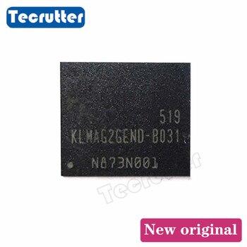 2PCS KLMAG2GEND-B031 KLMAG2GEND-B032 BGA153 16G EEMC KLMAG2GEND - sale item Games & Accessories