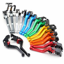 Motorcycle CNC Short/Long Brake Clutch Levers For YAMAHA BWS R 125 2015-2016 Motorcycle Accessories Adjustable CNC BWS125R cnc bws