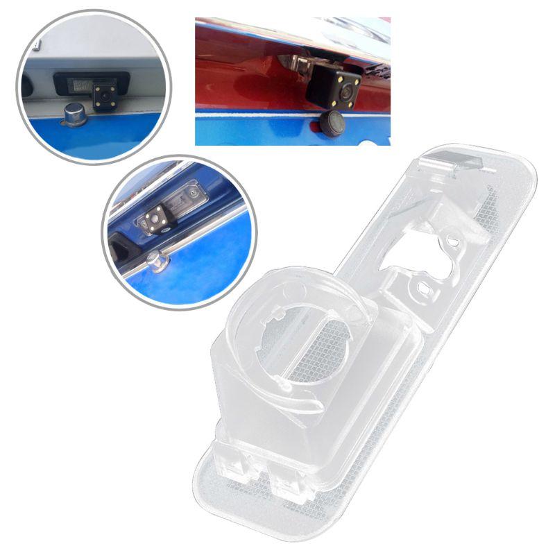 Car Parking Rear View Camera Bracket Waterproof Cover Case Housing For Kia Rio 3 A0NE