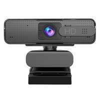 TISHRIC Autofokus Webcam 1080P HD USB Kamera für Computer PC Web Kamera Mit Mikrofon Webkamera HD Video Ashu H701 web Cam