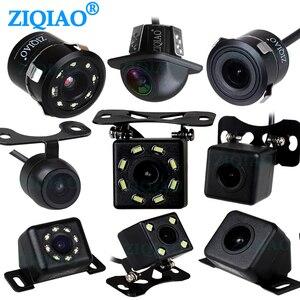Image 1 - Telecamera di retromarcia per Auto ZIQIAO telecamera di Backup per parcheggio retromarcia automatica impermeabile universale HD per visione notturna