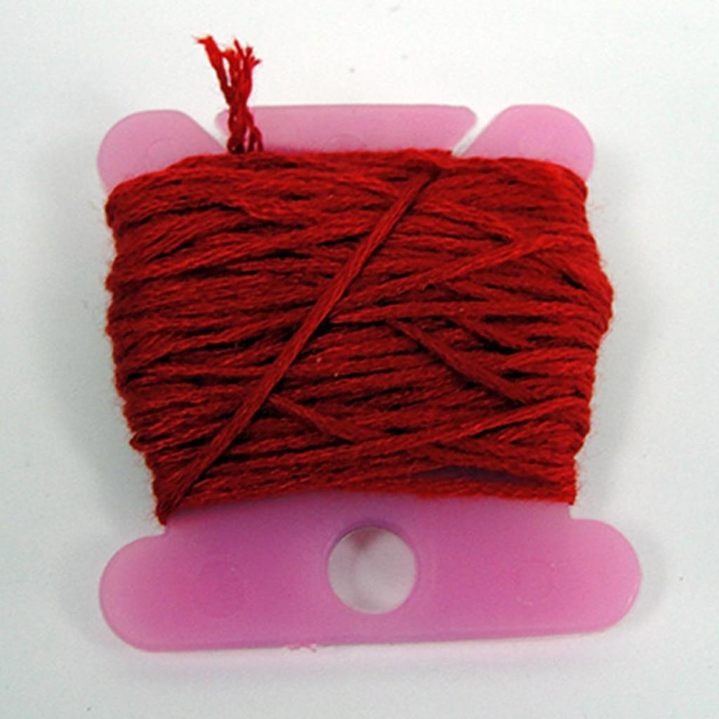 100 pièces en plastique broderie fil bobines artisanat fil fournitures organisateur stockage support pour point de croix couture aiguille artisanat