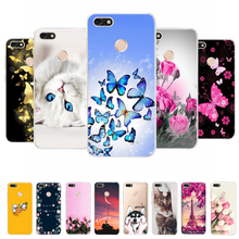 Case For Huawei Nova Lite 2017 SLA-L22 RU Version Cover Soft