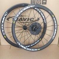 ultralight Road bike V Brake Disc brake Wheels S700c Cosmic Elite 40mm Aluminum Alloy Bicycle wheelset Rims